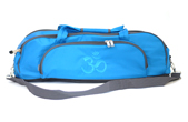 sumka yoga travel bag golubaya