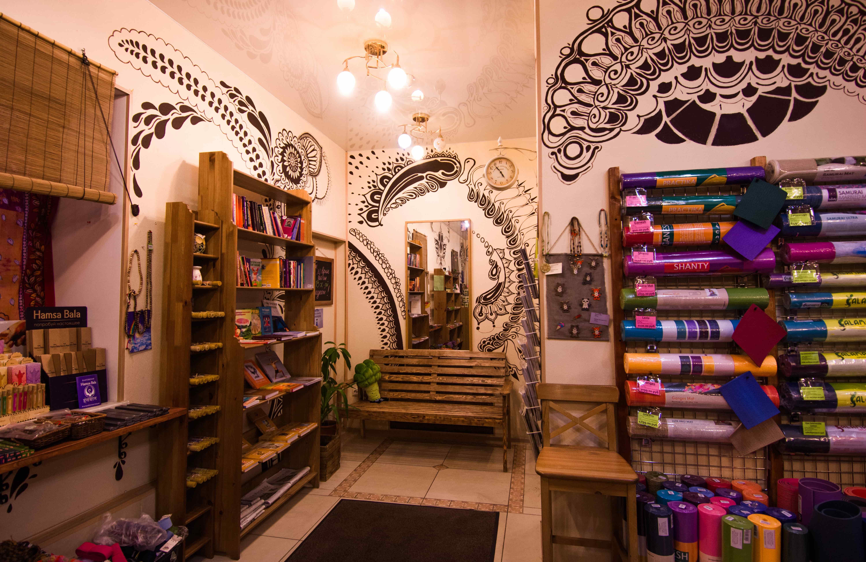Магазин товаров для йоги Санкт-Петербург d0273d1d52b